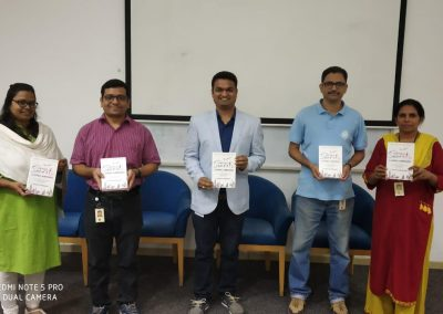 Book Launch at Infosys, Pune